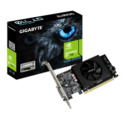 GPU NV GT 710 2GB DDR5 LOW PROFILE PCIE GIGABYTE GV-N710D5-2GL
