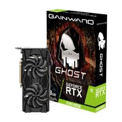 GPU NV RTX2060 SUPER GHOST 8GB G6 256B GAINWARD NE6206S018P2-1160X