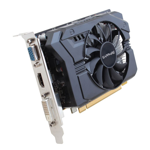 11215-21-20G Gpu R7 250 2gb Ddr3 512sp Edition Pci-e Sapph