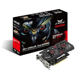 Gpu R7 370 4gb Strix Gaming Ddr5 Asus 90yv0850-m0na00