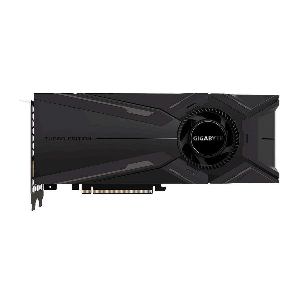 GPU NV RTX2080 8GB D6 GIGABYTE GV-N2080TURBO-8GC