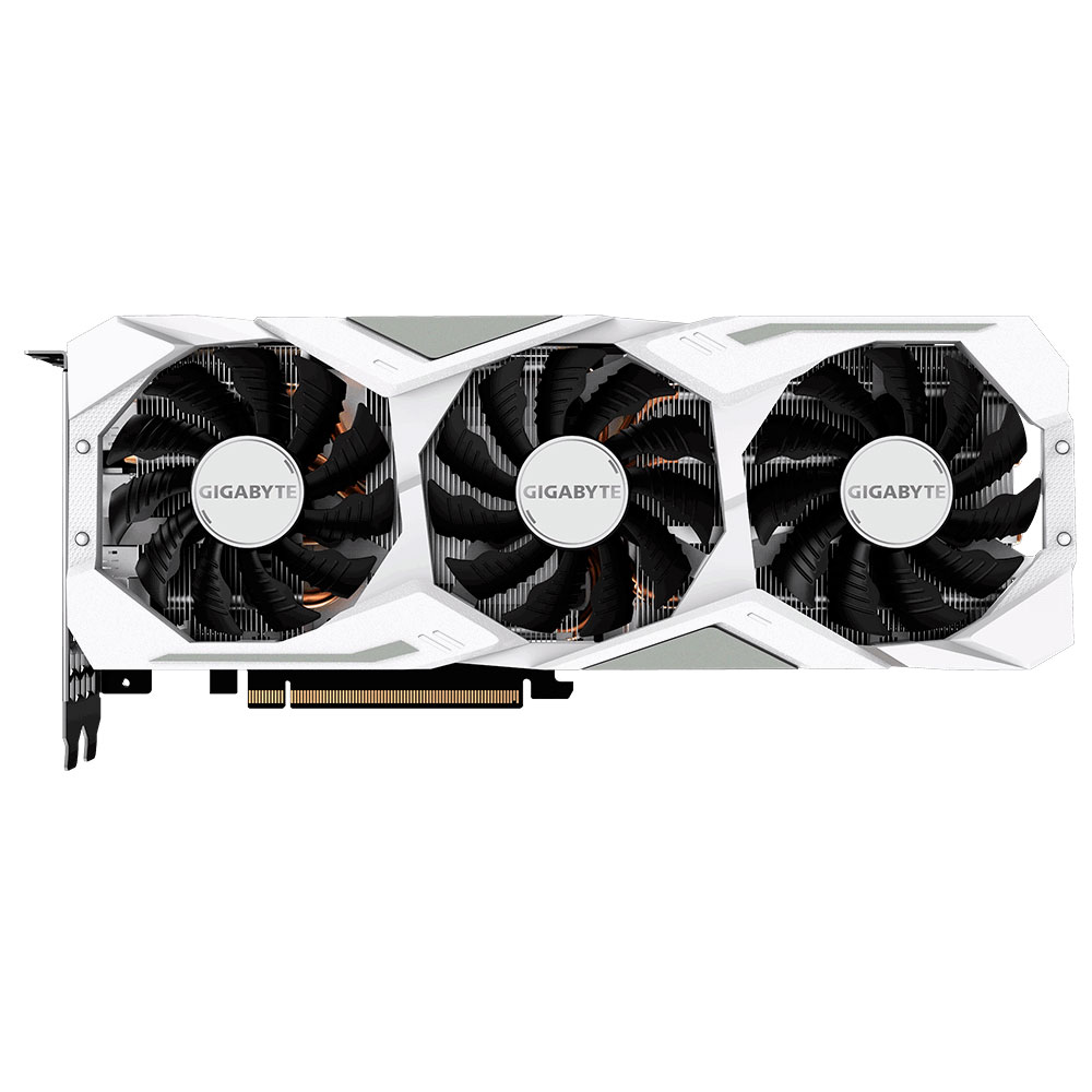 GPU NV RTX2080 8GB GAMING OC WHITE GIGABYTE GV-N2080GAMINGOC WHITE-8GC