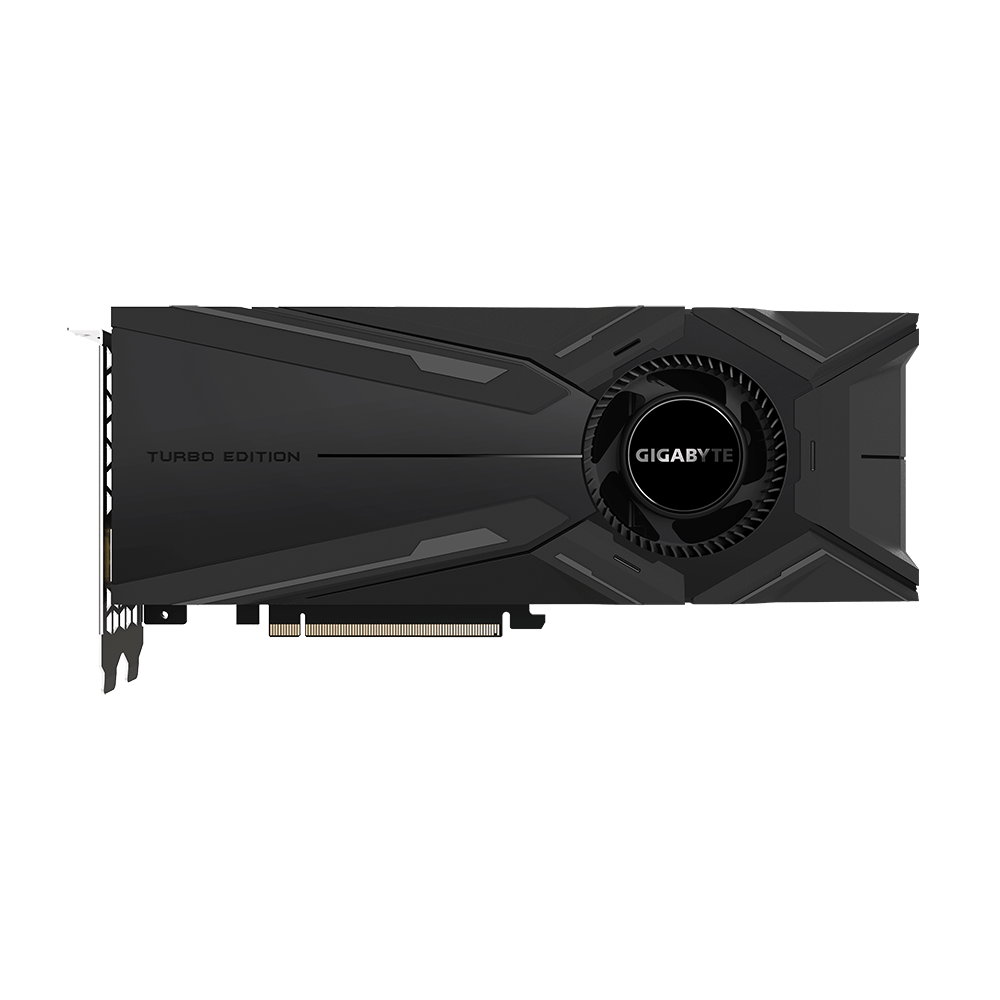 GPU NV RTX2080 8GB TURBO OC D6 GIGABYTE GV-N2080TURBO OC-8GC 1.0A