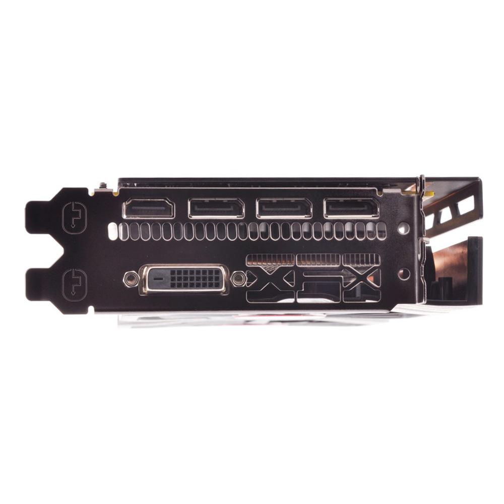 GPU AMD RX 580 4GB OC+ GTS XXX EDITION DDR5 1386MHZ XFX RX-580P427D6