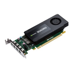 GPUP QUADRO K1200 DP RETAIL ENGLISH PCIE PNY VCQK1200DP-PB