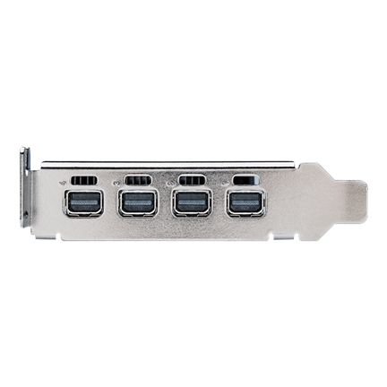 GPUP QUADRO K1200 DVI RETAIL ENGLISH VCQK1200DVI-PB