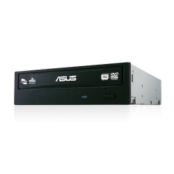 GRAVADOR DVD INTERNO 24X ASUS BLACK DRW-24F1MT/BLK/AS 90DD01Y0-B30030