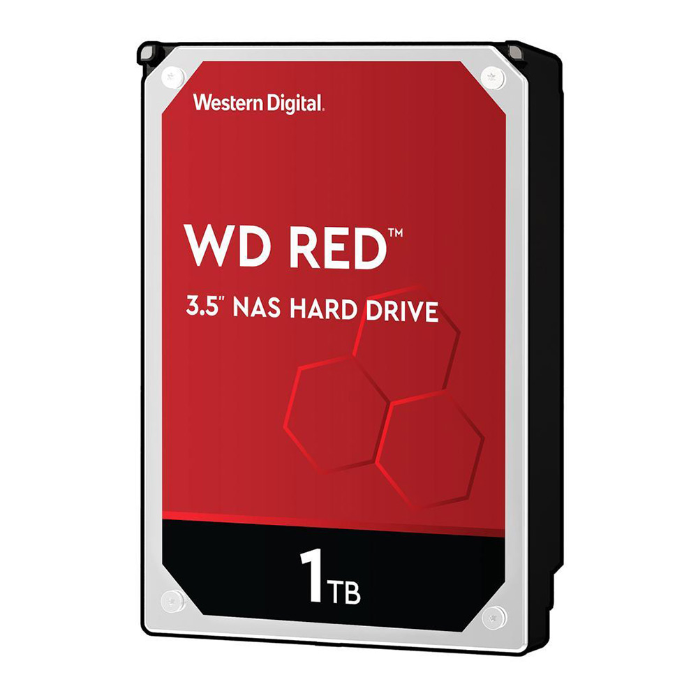 "HD 1TB WD RED 3,5"" SATA 6GB/S WD10EFRX"