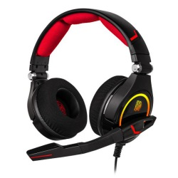Headset Tt Sports Cronos Rgb 7.1 Digital 3d/usb Plug Ht-cro-diecbk-21