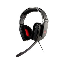 HEADSET TT SPORTS SHOCK GAMING PRETO HTSHK002ECBL