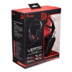 HEADSET TT SPORTS VERTO BLACK HT-VTO-ANECBK-12