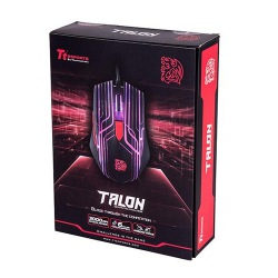MOUSE TT SPORTS TALON LASER OMRON BLACK MO-TLN-WDOOBK-01