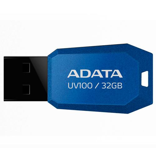 11620020 Pendrive Adata Uv100 32gb Azul - 11620020 - A