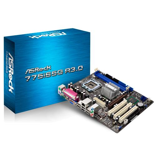 90-MXGMF0-A0UAYZ Placa Mãe Asrock 775i65g R3.0 Intel 90