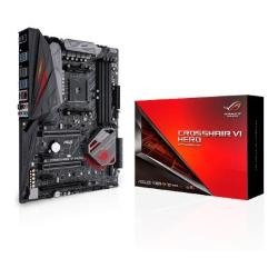 PLACA MÃE ASUS CROSSHAIR VI HERO SOCKET 1331 USB3.1 90-MB0SC0-M0EAY0