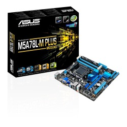 PLACA MÃE ASUS M5A78L-M PLUS/USB3/AM3+ 90-MB0RB0-M0AAY0