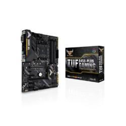 PLACA MÃE ASUS TUF B450-PLUS GAMING AM4 90MB0YM0-M0EAY0