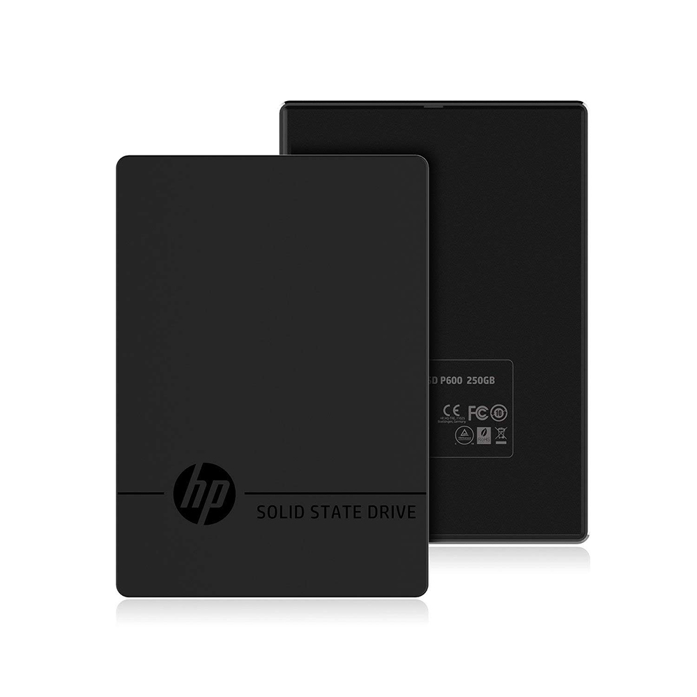 SSD 250GB HP P600 PORTABLE EXTERNAL USB3.1 560MBPS 3XJ06AA#ABC
