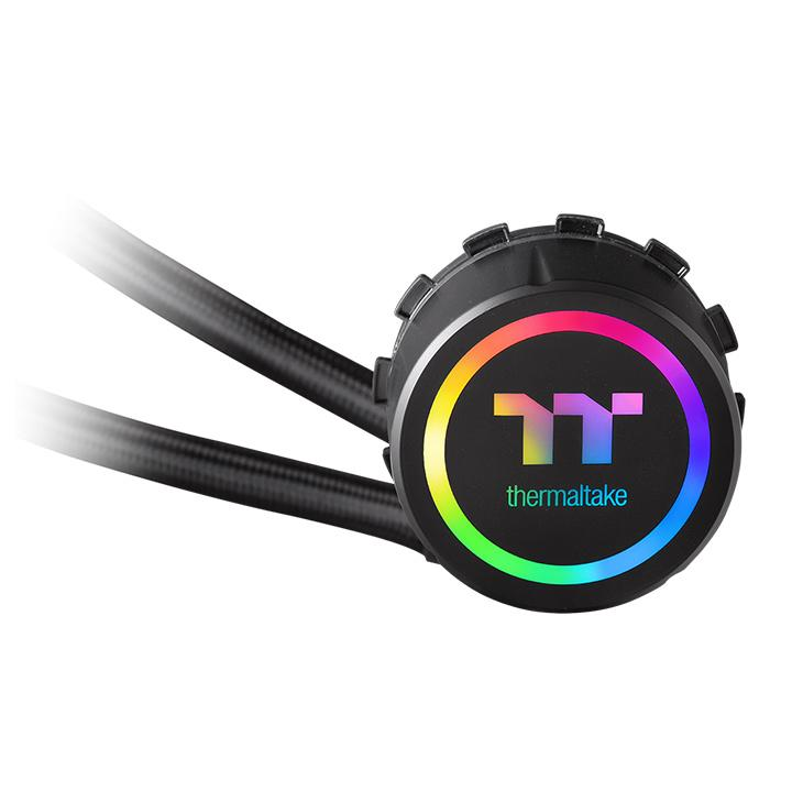 THERMALTAKE FLOE RIING RGB 360 PREMIUM EDITION LCS CL-W158-PL12SW-A