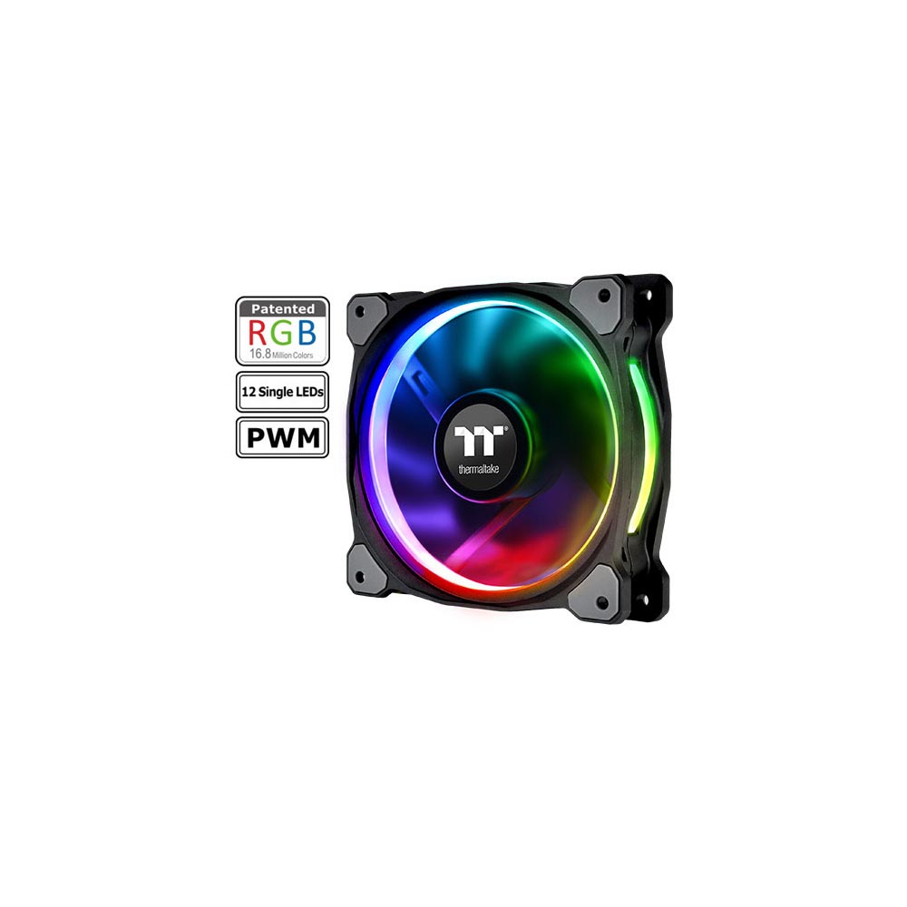 THERMALTAKE PACIFIC M360 PLUS/H TUBE/RL360mm DIY LCS CL-W218-CU00SW-A*