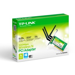 TP-LINK TL-WN951N ADAPTADOR PCI DRAFT N