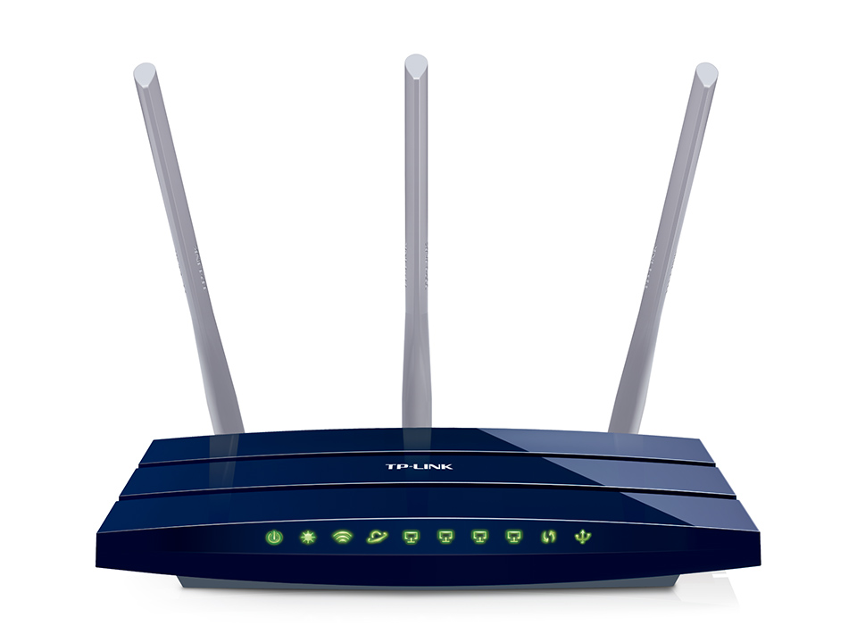 TP-LINK TL-WR1043ND ROUTER 450M LAW