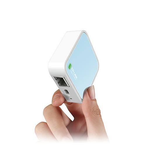 Tp-link Tl-wr802n Nano Router 300mbps
