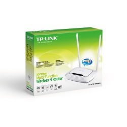 TP-LINK TL-WR842N ROUTER  MULTIFUNCIONAL 300MBPS